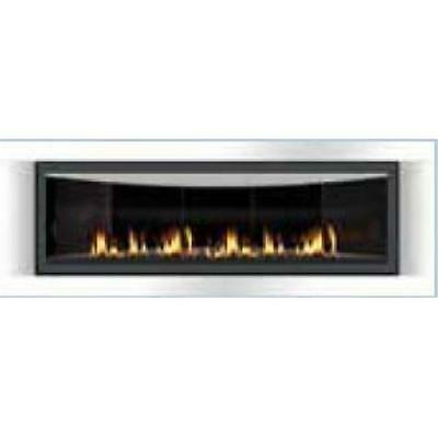 Napolean Fireplaces Surround for Napoleon LHD50 Linear Gas Fireplace White