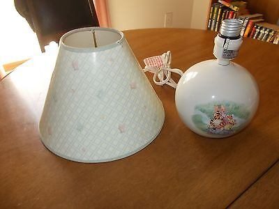 Disney Winnie The Pooh Lamp With Shade