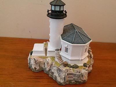 1999 Harbour Lights Lighthouse #427 Coquille River, Oregon Signature Series