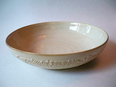 """Ceramic Bowl 9"""" wide made by Craft in very good condition"""