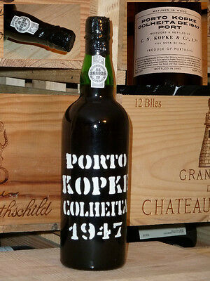 1947er Kopke Colheita Port - Bottled 1980 *****