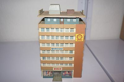 HO Scale Faller Apartment ( Highrise ) Building
