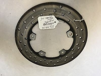 Mbk Xq125 Thunder -Yamaha Maxter Front Brake Disc Good Order £20