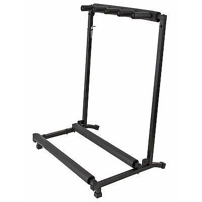 4 Way Guitar Stand - Guitar Folding Rack - Fully Built and Ready to Use