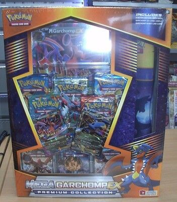 Pokemon Mega Garchomp EX Premium Collection; Never-Before Seen Card, Spirit Link