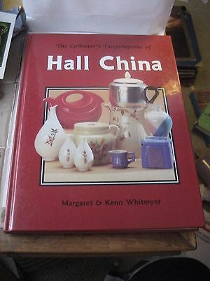 1989 Collector's Encyclopedia Of Hall China/margret & Kenn Whitmyer