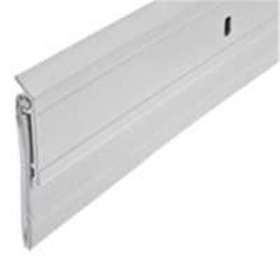 Thermwell Products 712448 Door Sweep Aluminium, White 2 x 36 In.