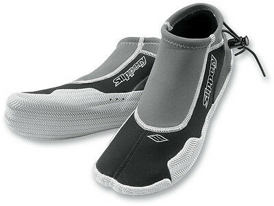 New Slippery Amp Watercraft Wet Water Shoes, Black, Med/MD