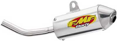 FMF Racing Powercore 2 Shorty Slip-On Muffler/Exhaust, #24010, Yam YZ125 '02-15