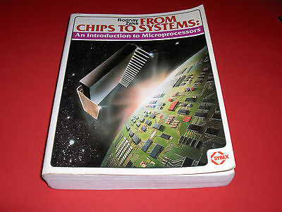 1981 Buch From Chips To Systems: Microprocessor Mikroprozessoren Operation Etc