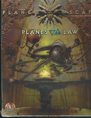 Dungeons & Dragons Planescape Planes of Law Box Set COMPLETE!!!