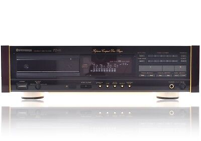 Pioneer PD-91 CD Player Reference Urushi-Design