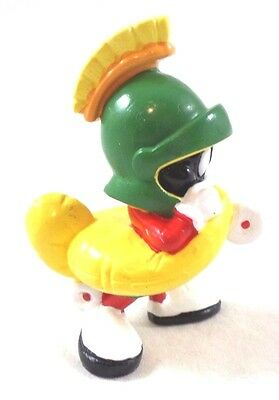 wb Marvin Martian PVC Blowing Up! Looney Tunes Warner Brothers Bros Topper Toy