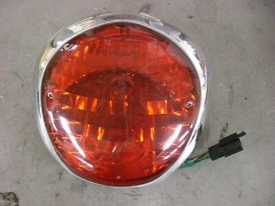 2002 people 150 kymco scooter REAR TAILLIGHT tail light #84