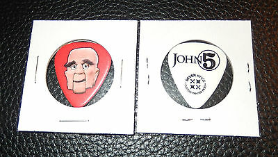 Rob Zombie John 5 Mad Monster Party Boris Guitar Pick Marilyn Manson