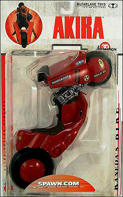 McFarlane's 3D Animation from JAPAN Collection_AKIRA__KANEDA'S BIKE_NEW_UNOPENED