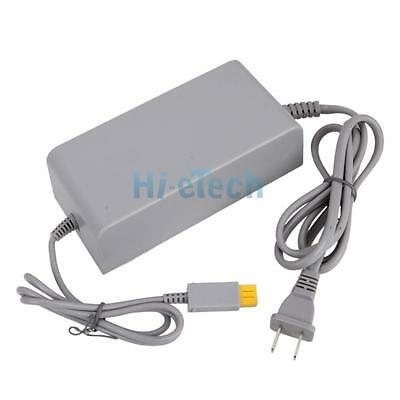 AC Home Wall Power Supply Adapter Cord Cable for Wii U Console System US Plug