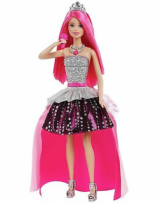 Barbie Rock 'n' Royal Doll. From the Official Argos Shop on ebay