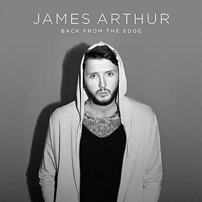 James Arthur - Back From The Edge (Deluxe Edition) (NEW CD)
