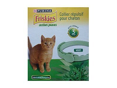 Friskies Collier Anti-Puces Chaton