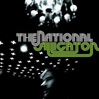 The National Alligator New Sealed Vinyl Lp & Mp3 In Stock