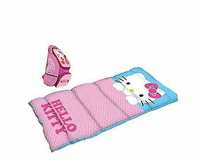 Hello Kitty Oxford Backpack with Sleeping Bag, Hello Kitty