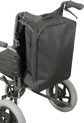 Electric Scooter / Wheelchair Bag - Black