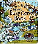Pull-Back Busy Car Book - Excellent Condition -