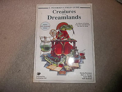 Call of Cthulhu S Petersen's Field Guide to Creatures of the Dreamlands