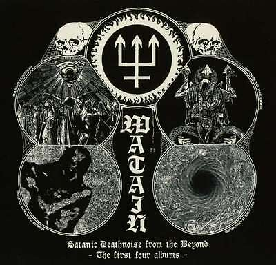 Watain - Satanic Deathnoise From The Beyond NEW 4 x CD