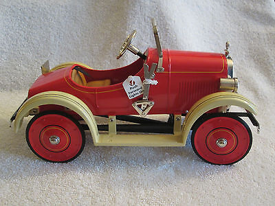 "1926 Steel Craft ""speedster""-Limited Ed Hallmark Kiddie Car Classics - Nib."