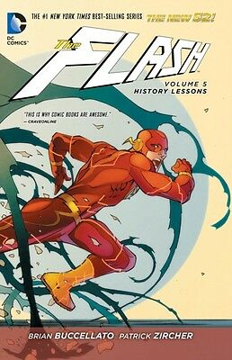 Flash Volume 5: History Lessons TP (The New 52) (Paperback), Zirc. 9781401257729