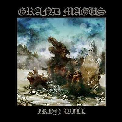 Grand Magus - Iron Will NEW LP