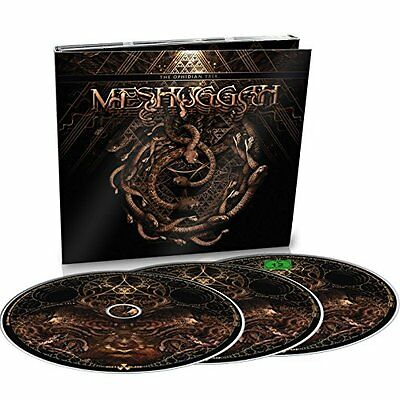 Meshuggah - The Ophidian Trek (2cd/dvd) NEW CD + DVD