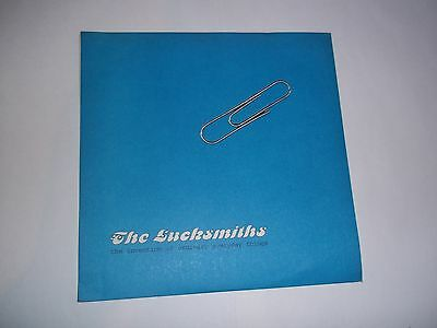 "the lucksmiths ' invention of ordinary everyday things' rare 1997 7"" vinyl"