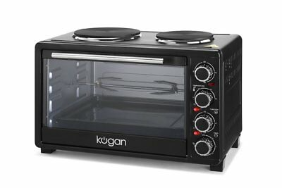NEW Kogan Microwave Oven BRAND NEW 28L Stainless Steel Convection Grill