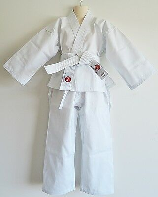 Kids Karate Uniform Smallest Sizes 00000 And 0000 Fits 3 Yrs And 4Yrs