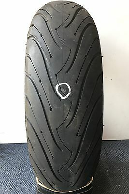 Michelin Pilot Road 3 180 55 ZR 17 REAR Motorcycle Tyre Road Sports Touring