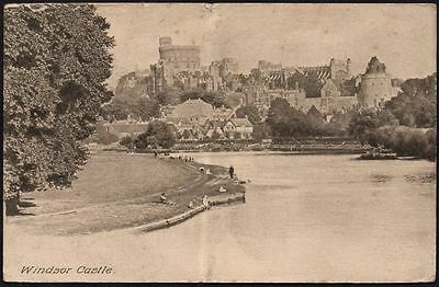 Postcard - Berkshire - Windsor Castle