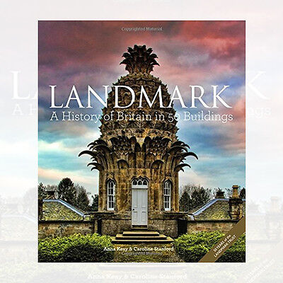Landmark A History of Britain in 50 Buildings New Hardcover