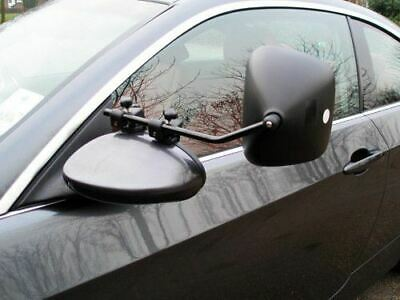 Milenco Grand Aero Towing Mirror Standard Glass Twinpack Maximum View 2.5