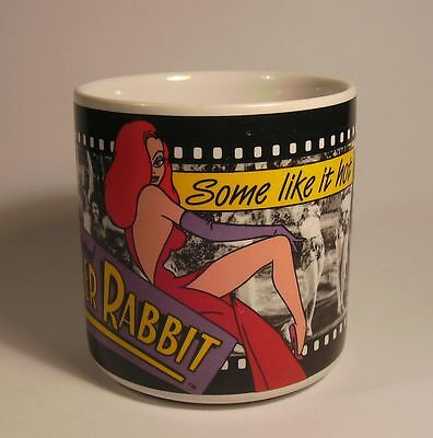 """Roger Rabbit"" Tasse______Disney/Amblin 1987____________Top Zustand"