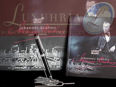 Montblanc Johannes Brahms Special Edition Rollerball | 107452