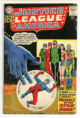 Justice League of America #14 (Mike Sekowsky) Silver Age-DC VG/FN      {50% OFF}