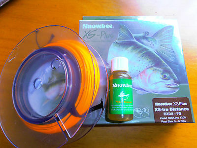 Snowbee XS-Plus XS-tra Distance Fly Line