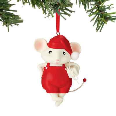 Dept 56 Merry Mice 4054953 Practial Peter Ornament New 2016.