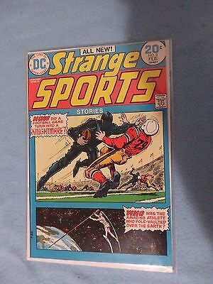 Dc Comic Strange Sports No. 3