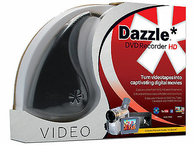 Nuovo Corel Ddvrechdml Dazzle Dvd Recorder Hd Ml Dazzle Dvd Recorder Hd Ml