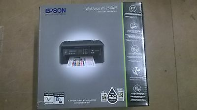 Epson WorkForce WF-2510WF Inkjet Wi-Fi  All-In-One Printer/Scanner/Copier/Fax