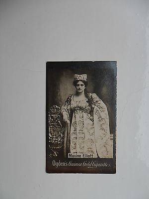 Ogdens Guinea Gold DF Actors and actresses cards #2-choose the ones you need.